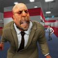 可怕的办公室老板3d