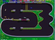 环绕赛车超级排气管双人版