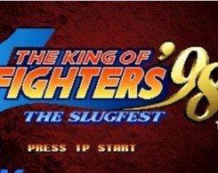 拳皇98终极之战街机版
