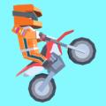 山地摩托車3D