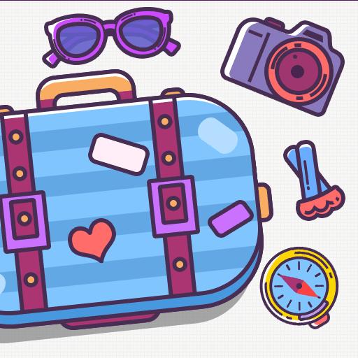 打包去旅行