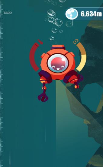 潜艇大挑战红包版截图
