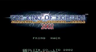 拳皇2002风云再起解密版