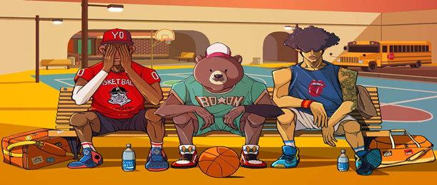 非常解压的篮球手游推荐