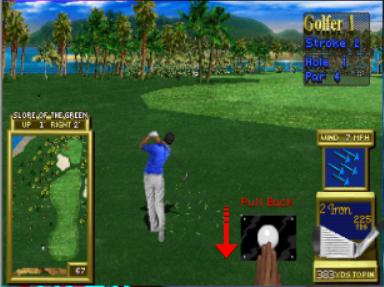 金牌高尔夫2000