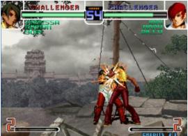 拳皇2002风云再起加强版