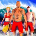 海滩救援队
