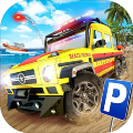 海滩救护队