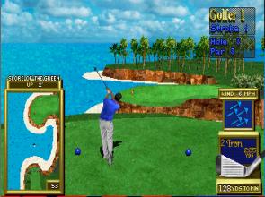金牌高尔夫3D锦标赛