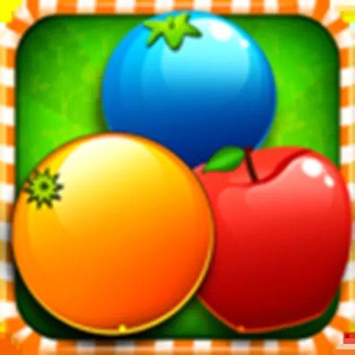疯狂水果收集游戏