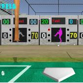 棒球打击练习场