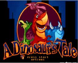 恐龙传说美版