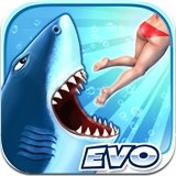 饥饿鲨进化哥斯拉破解版