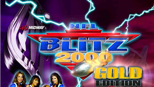 美国职业橄榄球闪电战2000