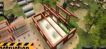 手机上的模拟建造游戏