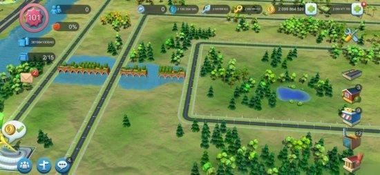 模拟城市我是市长修改器截图