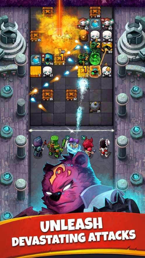 Battle BouncersiOS版