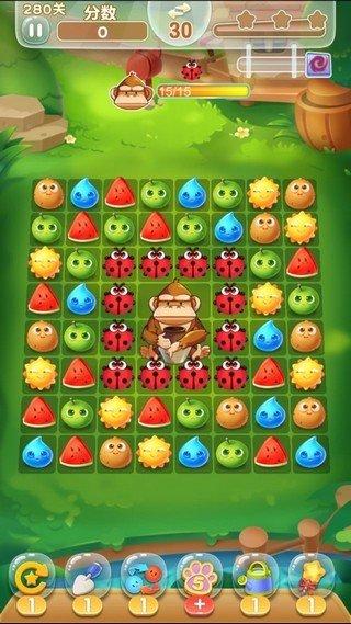 皮皮水果游戏截图