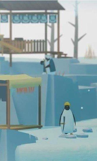 南极乐园养企鹅
