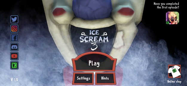 恐怖冰淇淋第三代中文版