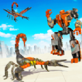 蝎型机器人
