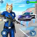 美国警察猫机器人