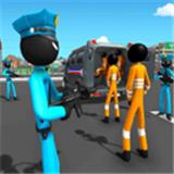 火柴人警察模擬器