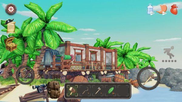 岛屿生存模拟器