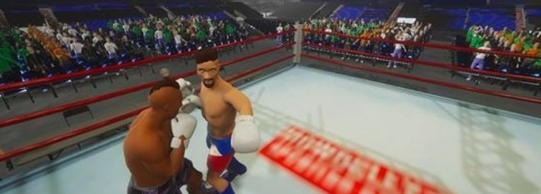 拳击格斗游戏手机版
