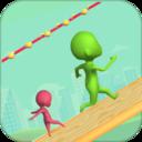 人类跑步比赛3D