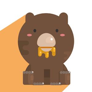小熊回家的路