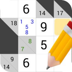 Kakuro - 数字填字游戏