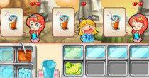模擬經營奶茶店的游戲