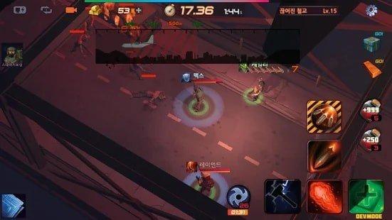防御僵尸猎人空闲战斗RPG