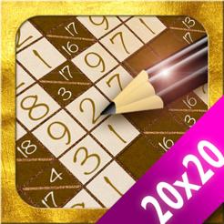 Real Kakuro 20x20 Free苹果版