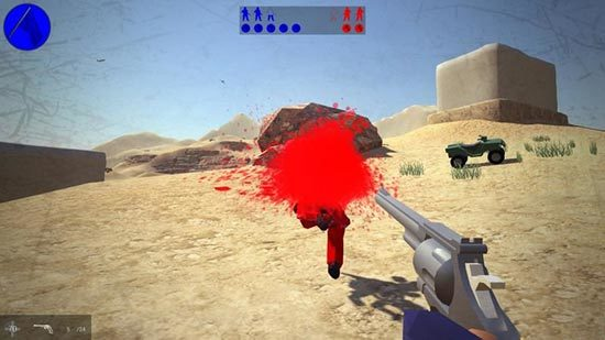 战地模拟器丧尸版