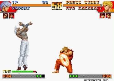 拳皇97完整版