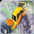 车祸测试模拟3D