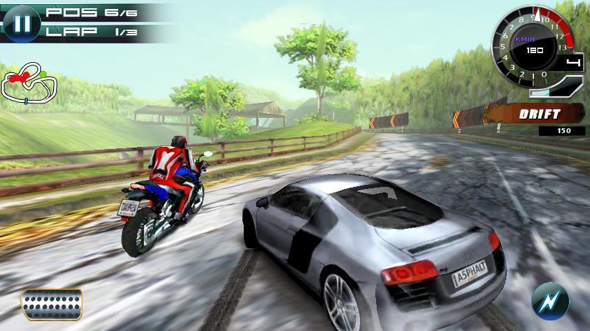 都市赛车5中文版