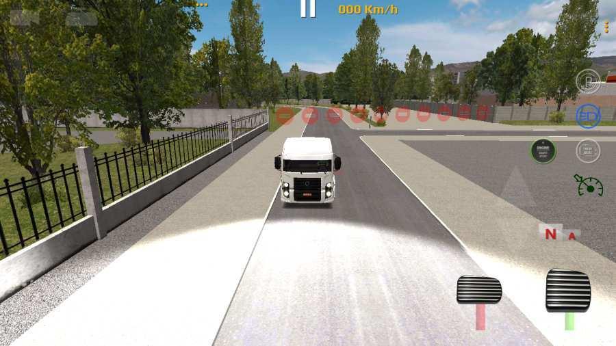 欧洲卡车驾驶模拟器破解版