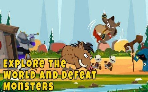 城堡怪物防御战