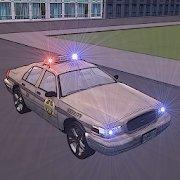 我的警车驾驶模拟器