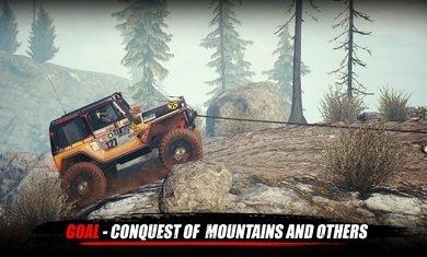 越野攀登为玩家们带来了一款超级激情的赛车竞速游戏
