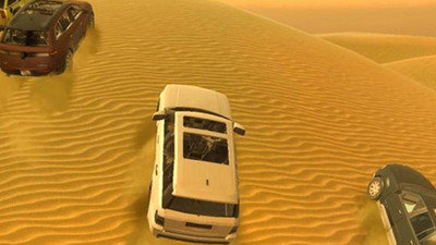 沙漠吉普车集会