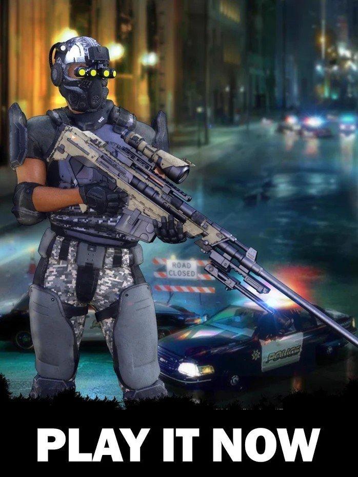 狙击手3D战区