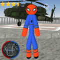 火柴人蜘蛛英雄冒险