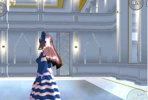 櫻花校園模擬器洛麗塔版截圖