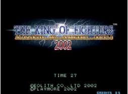 拳皇2002街机版