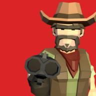 狂野西部左轮枪手