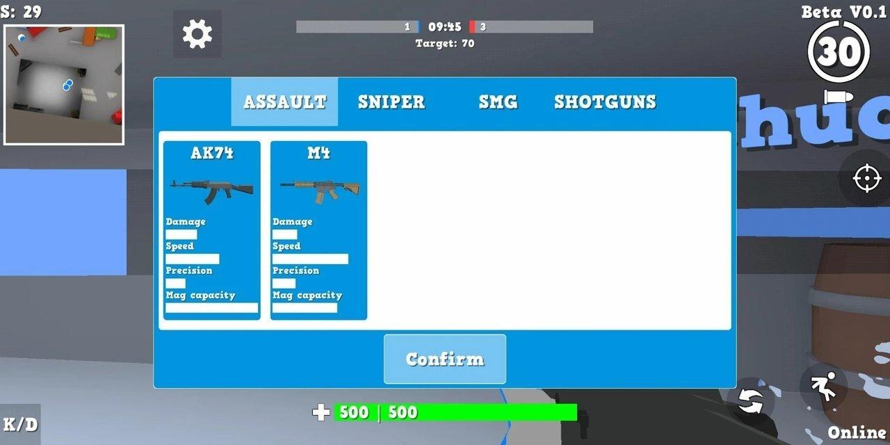 简单的枪2